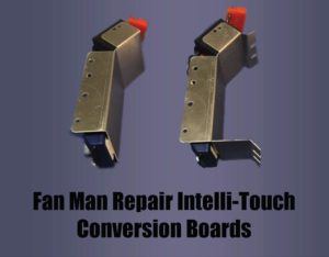 Fan Man Intelli-Touch Conversion Board