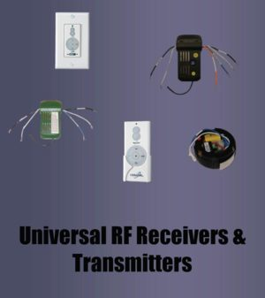 Universal Transmitters & Receivers