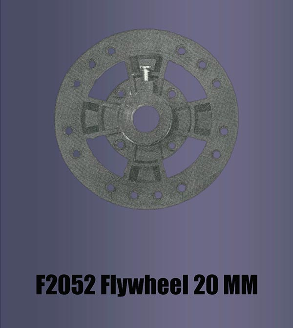 F2052 Flywheel 20mm Fan Man Repair