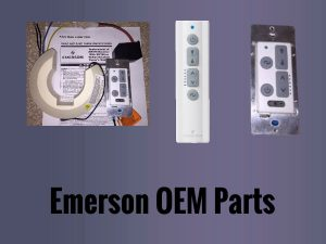 Emerson OEM Replacement Parts