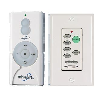 Fanman Switch (white) + Handheld
